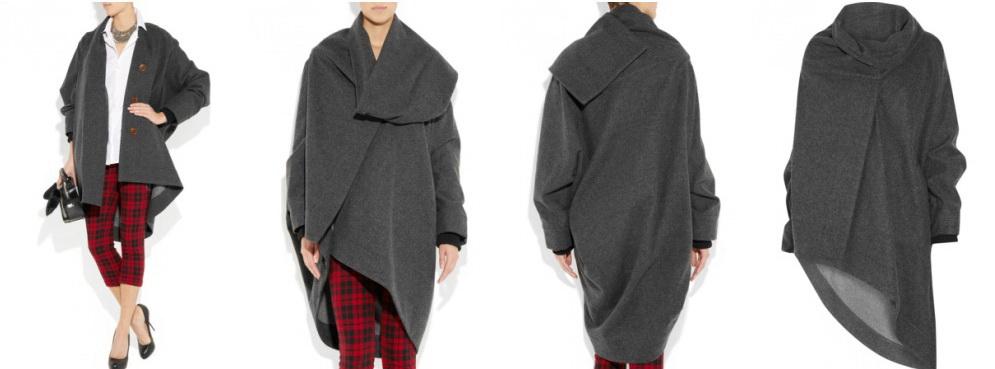 Женские пальто сезона осень зима 2011 2012