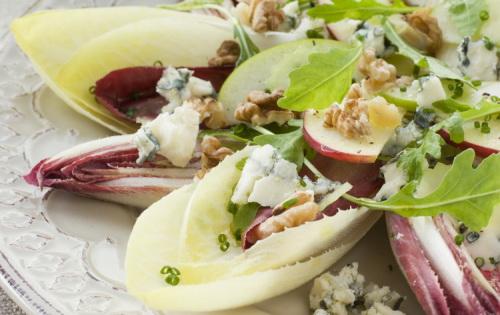 весеннее меню блюдо зелень