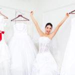 Выбор свадебного платья 2017