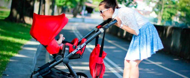 Как выбрать коляску трость?