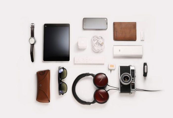 Разные гаджеты от Xiaomi
