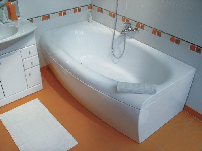 Из какого материала выбрать ванну? Акриловая