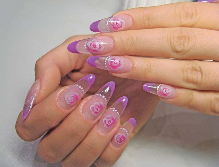 Как наращивать ногти в домашних условиях?