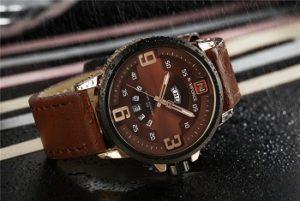 Часы в стиле кэжуал
