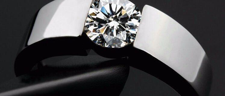 Какое кольцо выбрать платиновое из белого золота