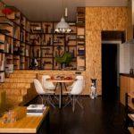 Оформление интерьера маленькой квартиры