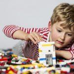 Как на ребенка влияет конструктор Lego?
