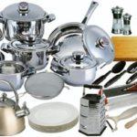 Какую посуду нужно иметь на кухне