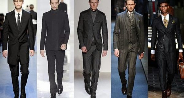 Модные мужские пиджаки - классика и приталенные