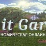 Игровой проект «Fruit garden»