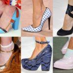 Тенденции модной молодежной обуви для девушек