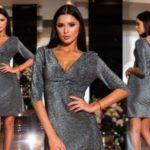 Короткие вечерния платья — новый модный тренд