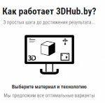 Услуги компании 3dhub.by