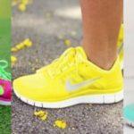 Модные женские кроссовки от компании Nike