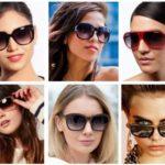 Женские солнцезащитные очки — тренды весна-лето 2018