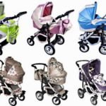 Плюсы детских колясок Anex