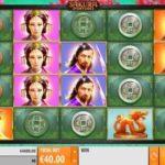 Японская тематика в игровом автомате Sakura Fortune