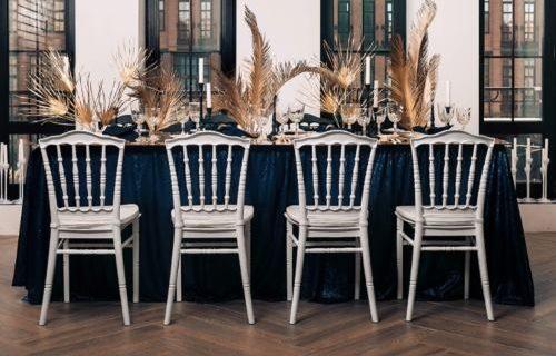 стулья ресторан