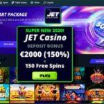 Игровые автоматы на портале Casino Jet
