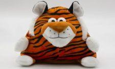 тигр игрушка 2022 новый год